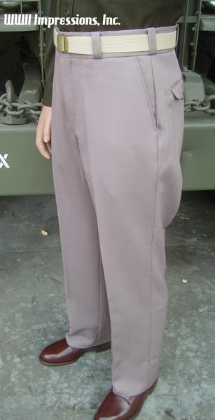 Trousers, Dress, Regulation, Officer's, Pink (New)