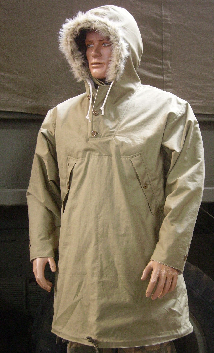 Parka, Reversible, Ski (M42 2nd pattern)