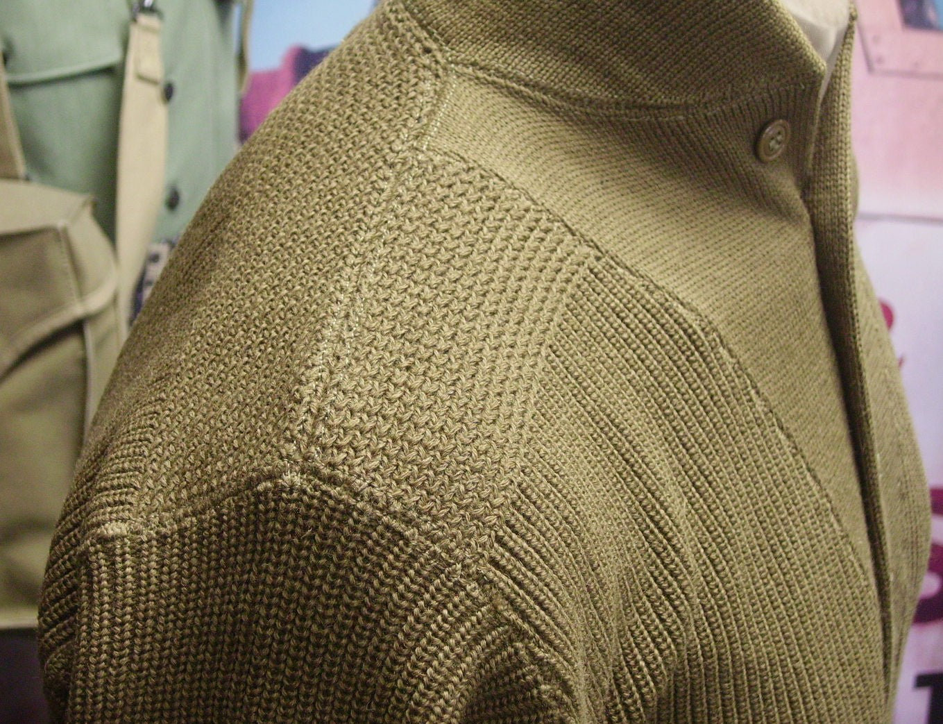 Sweater, Highneck