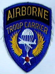 Patch, Airborne Troop Carrier