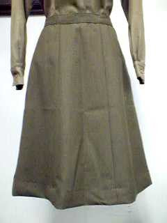 Skirt, WAC, Winter, Enlisted Women's