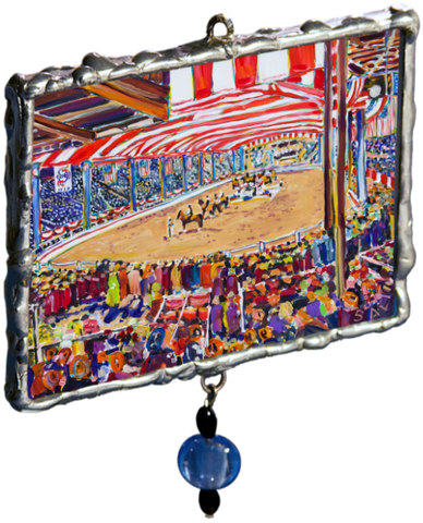 FUNDRAISER 2018 American Royal Ornament