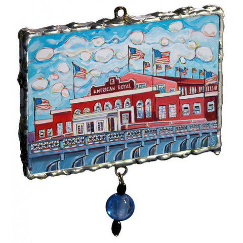 FUNDRAISER American Royal Ornament