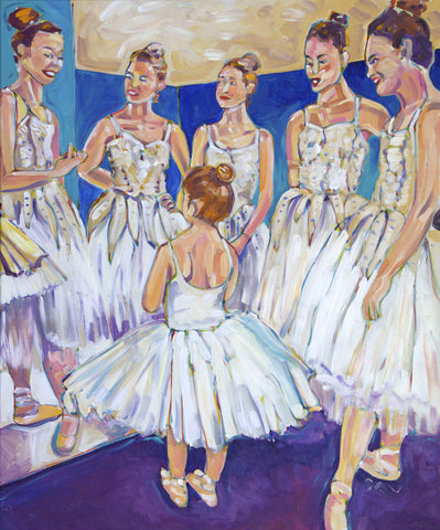 Ballerinas' Dance