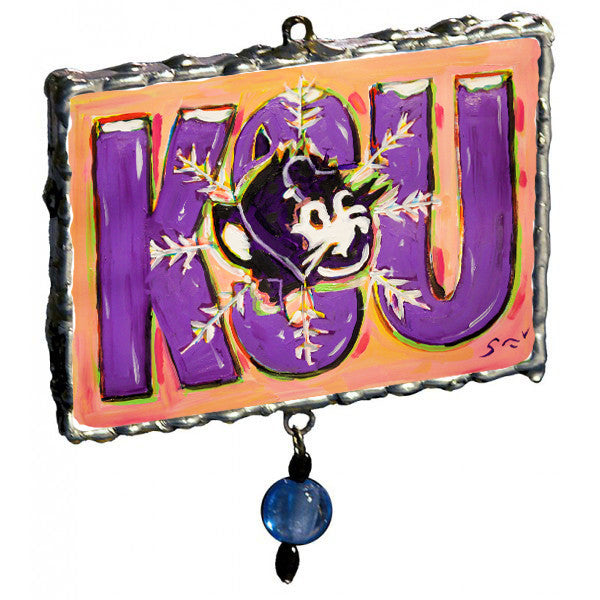 2016 'Cats are Cool!' KState Ornament