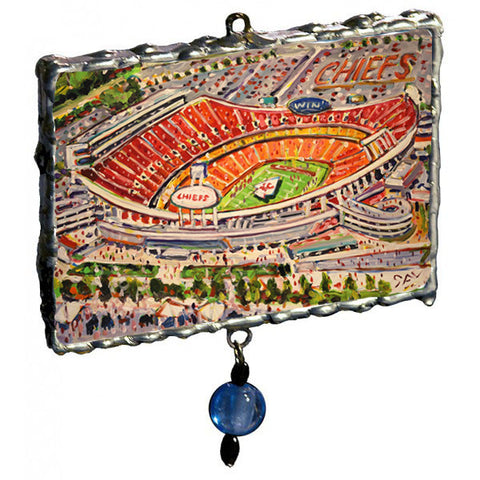 2016 'Chiefs at Arrowhead' Ornament