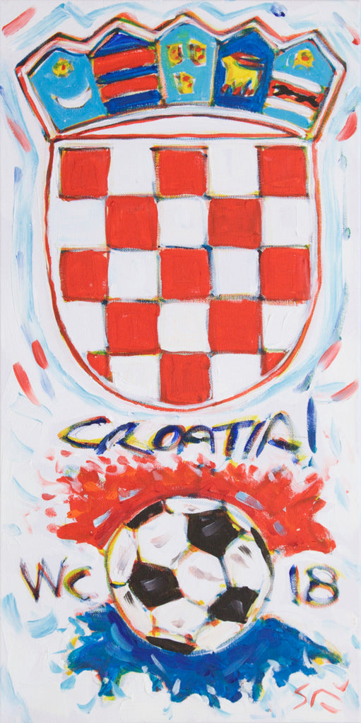 Croatia World Cup '18