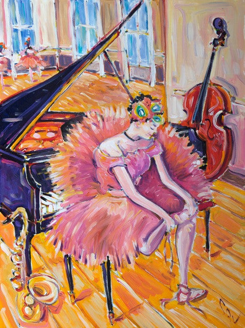 Degas and Jazz