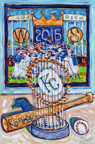 Royals WS Champs 2015!