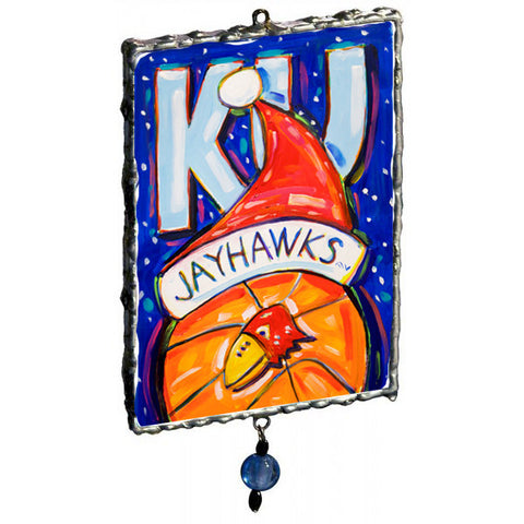 2016 'Jayhawk Jingle!' KU Ornament