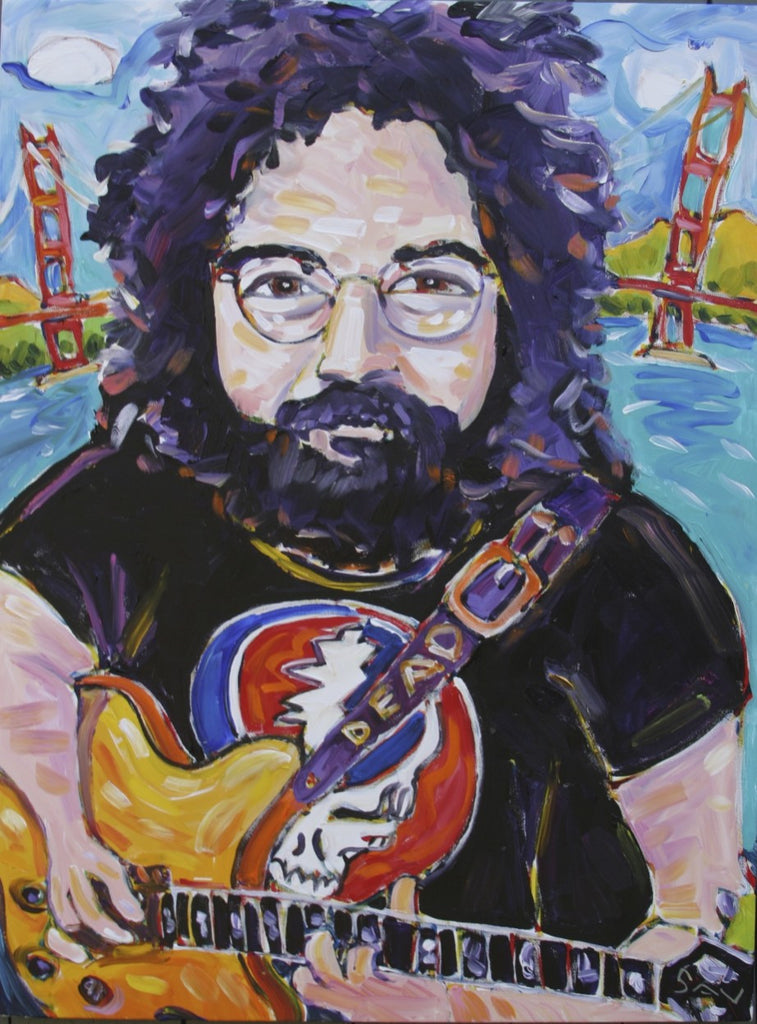 Jerry, Between the Gates