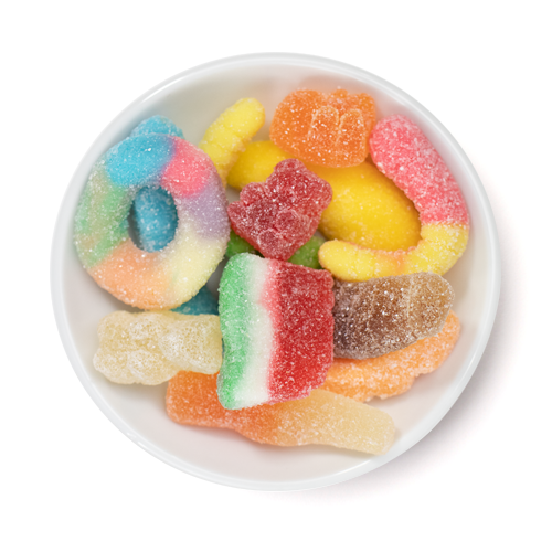 assorted sours