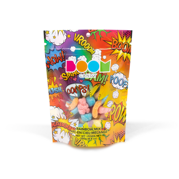 Rainbow Mix Candy Bag