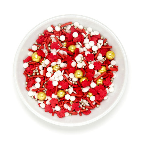 Canada 150 Sprinkle Mix