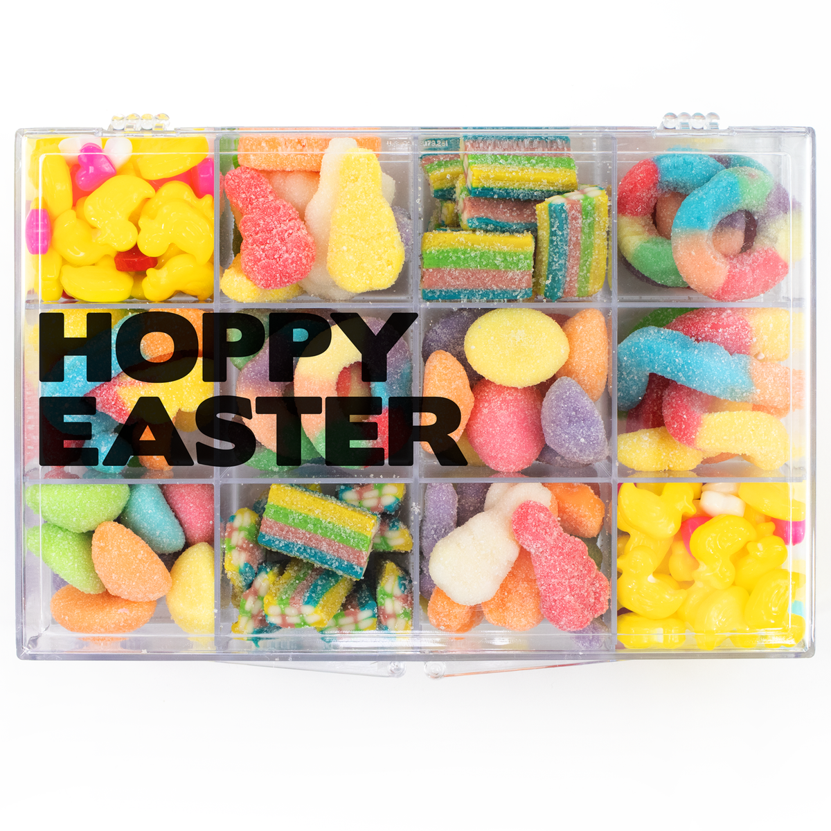 Easter 12 Piece Snackle Box