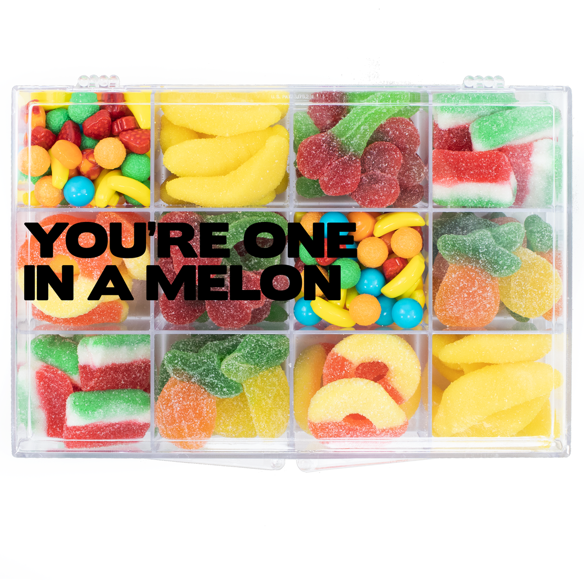 Fruit Salad Snackle Box