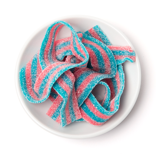 cotton candy sour power belts