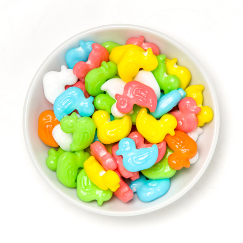 crunchy candy duckies