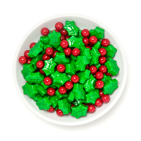 crunchy candy holly berries