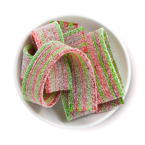 sour cherry apple belts
