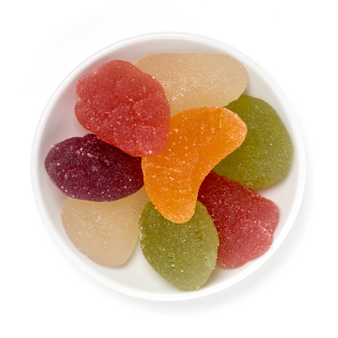 jelly fruit salad