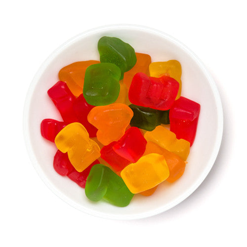 gummy mini numbers
