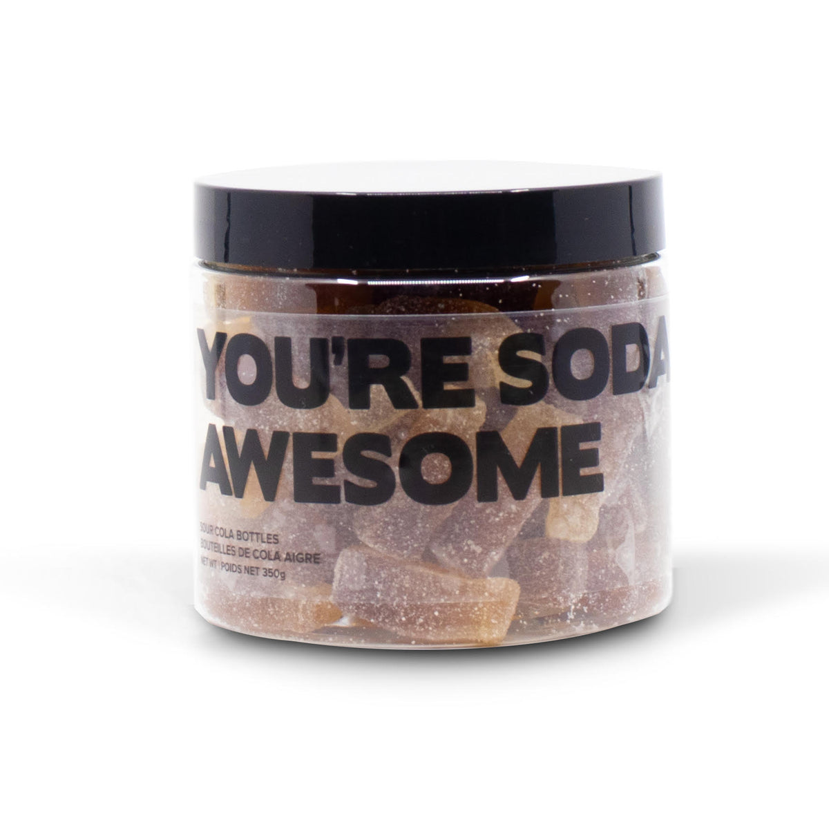 """You're Soda Awesome"" Candy Tub"