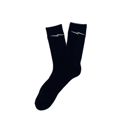 Bolt Socks - Black