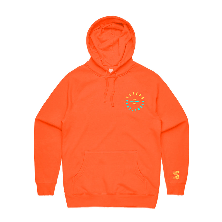 Superb Sportswear Circle - Neon Orange