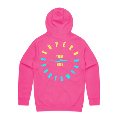 Superb Sportswear Circle - Neon Pink