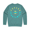 Superb Sportswear Circle - Sea Green