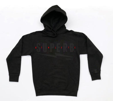 Superb Athlete Hoodie - Black
