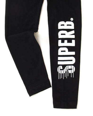 Superb Leggings- Black