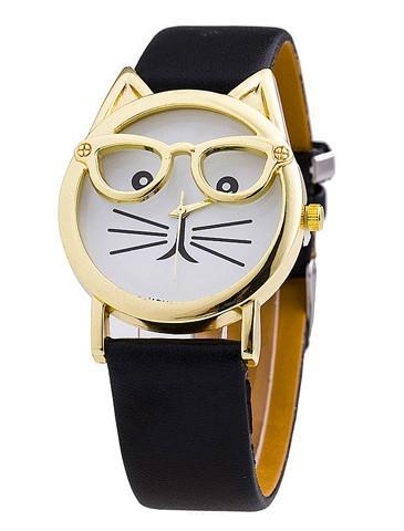montre chat original