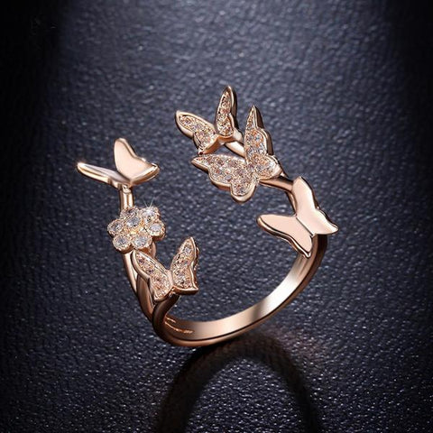 Bague Papillon - Collection 2019
