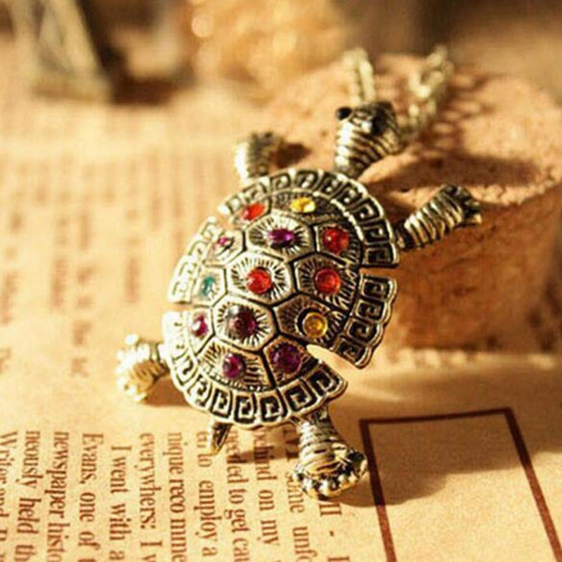 Collier Chandail Tortue Royaume du Bijou