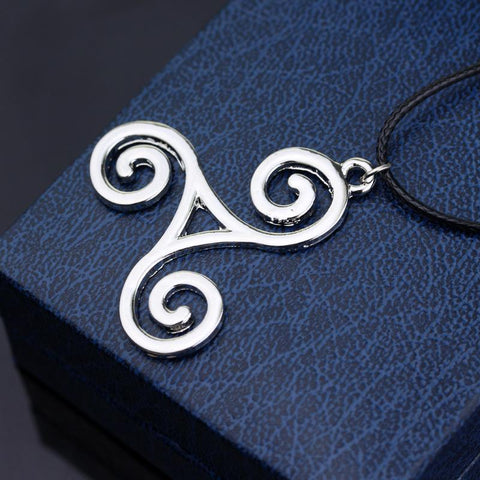 Collier Teen Wolf de Allison