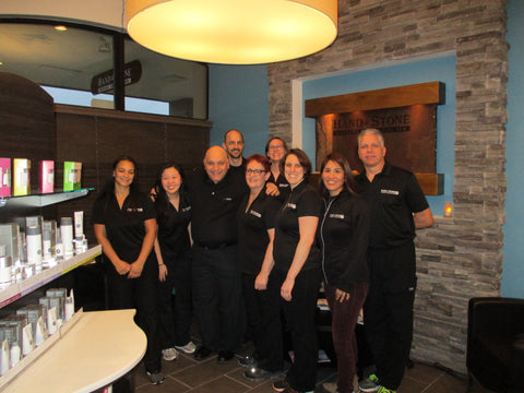 Hand & Stone Spa training - Rochester