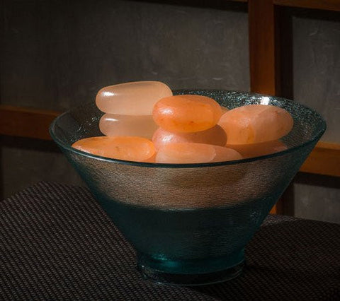 Himalayan Salt Stone Massage CEU Starter Package #3: Polycarbonate Bowl Warmer