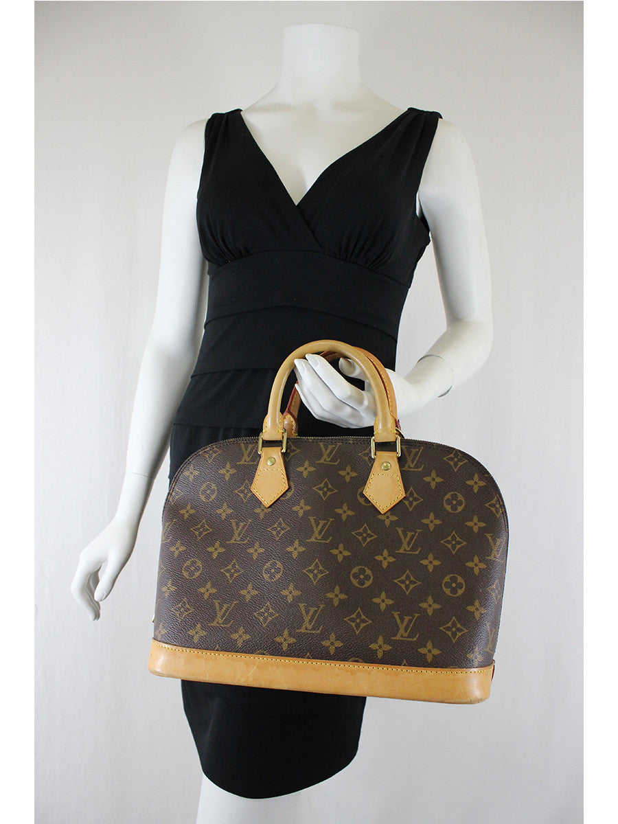 Louis Vuitton <br> Alma