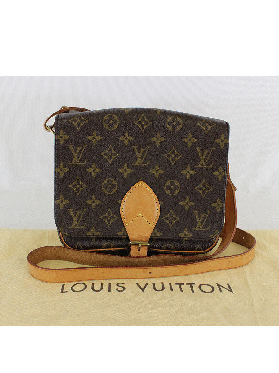 72945c0f59 Louis Vuitton Cartouchiere MM | Pre-owned Luxury Items – Brand Shop ...