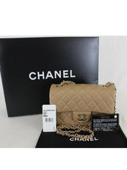 CHANEL <br> Quilted Mini Flap Bag