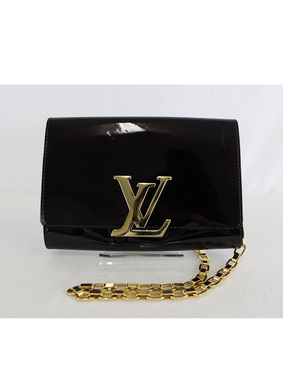 Louis Vuitton <br> Chain Louise GM