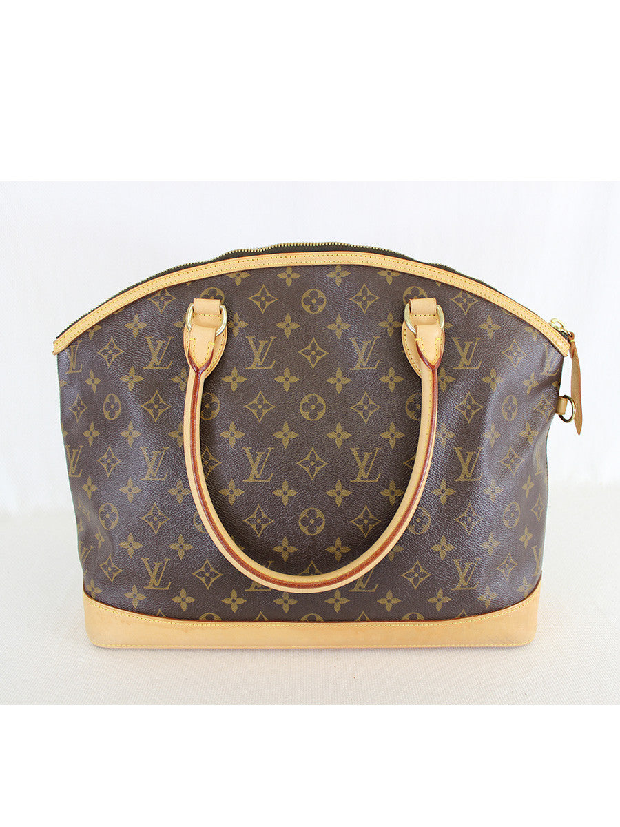 Louis Vuitton <br> Lockit Horizontal Tote