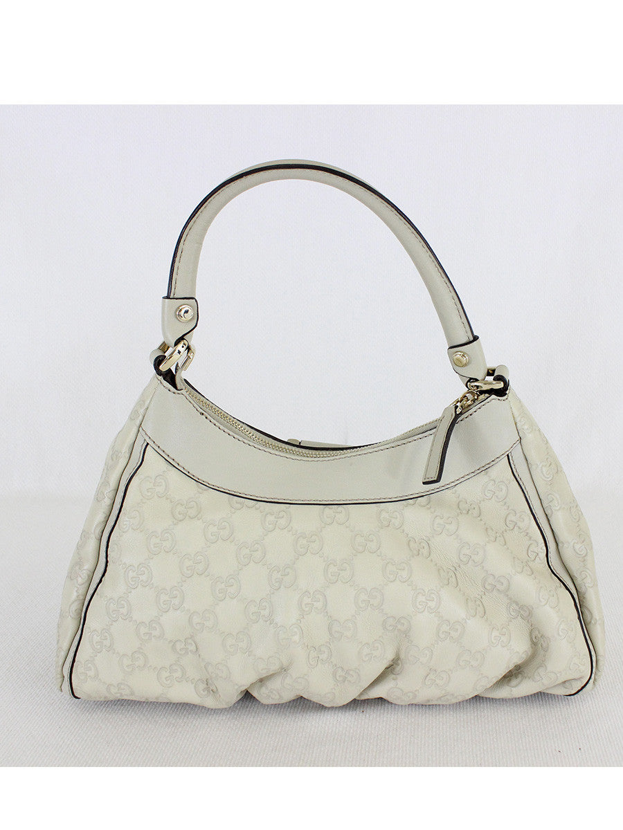 GUCCI <br> D Ring Hobo Bag