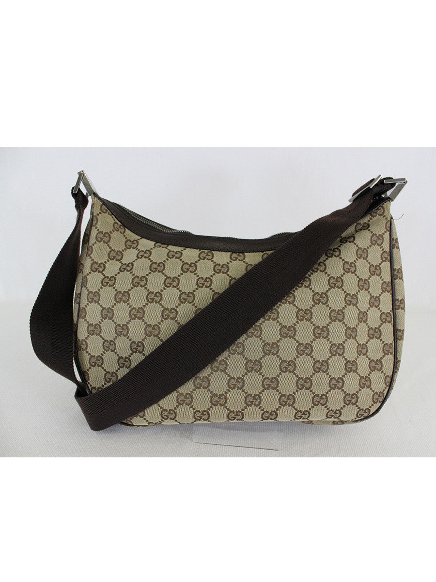 GUCCI <br> Round Messenger Bag