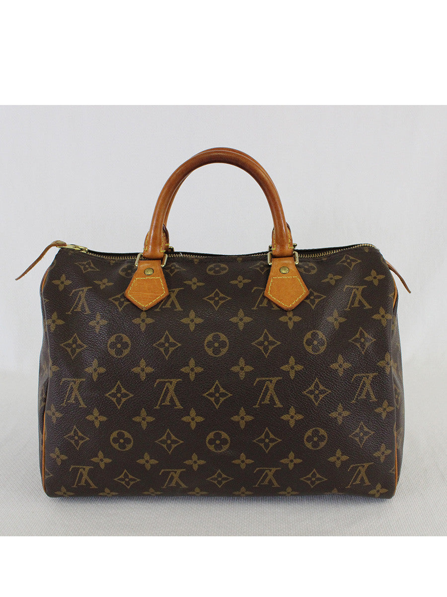Louis Vuitton <br> Speedy 30