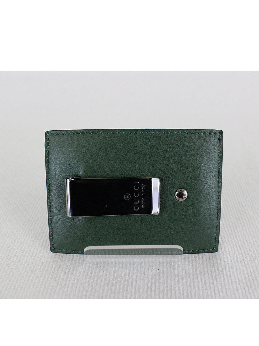 GUCCI <br> Microguccissima Money Clip