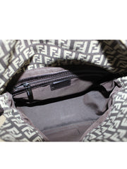 FENDI <br>  Zucca Shoulder Bag