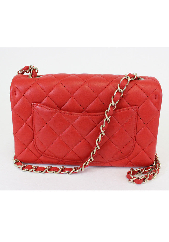 Chanel <br> Classic Rectangular Mini Flap Bag
